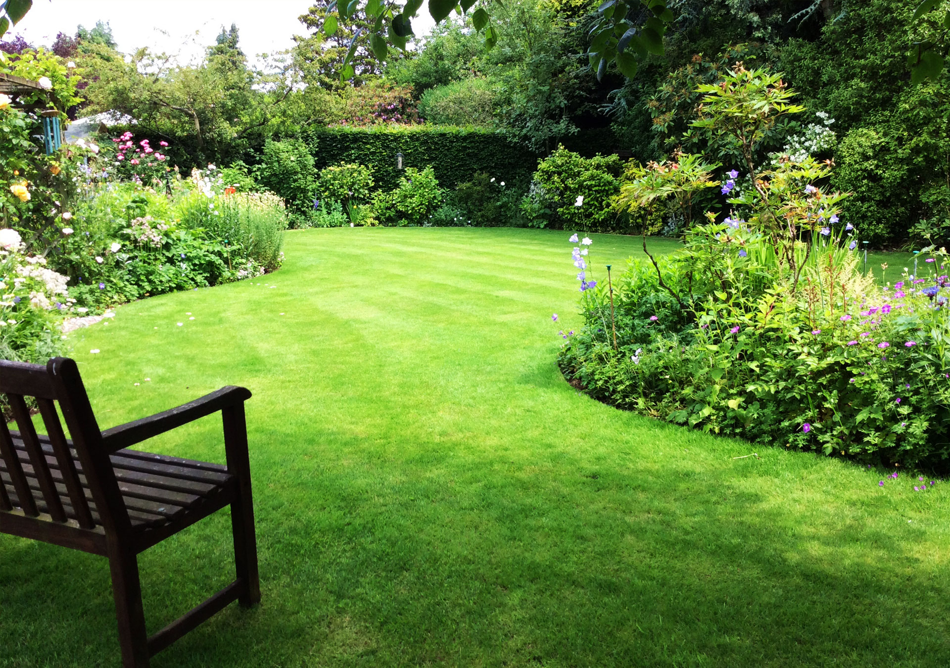 Lawncare Specialist in Ormskirk
